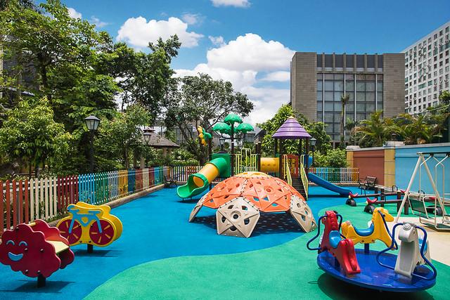 4. 兒童玩樂區 Kids Play Ground at Grand Lapa Macau