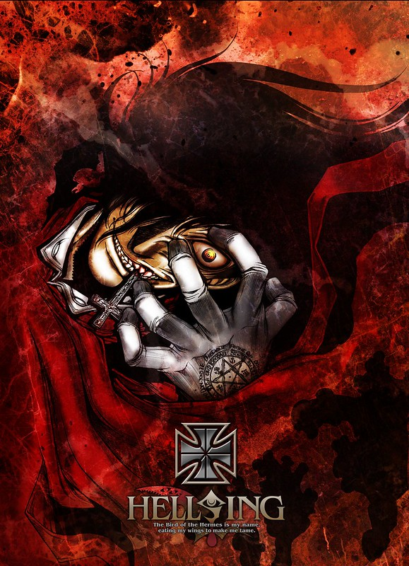Anime Review: Hellsing Ultimate Complete Collection - Matt