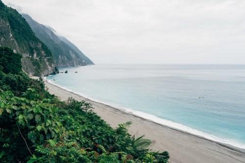 Qingshui Cliff (清水斷崖), Hualian, Taiwan