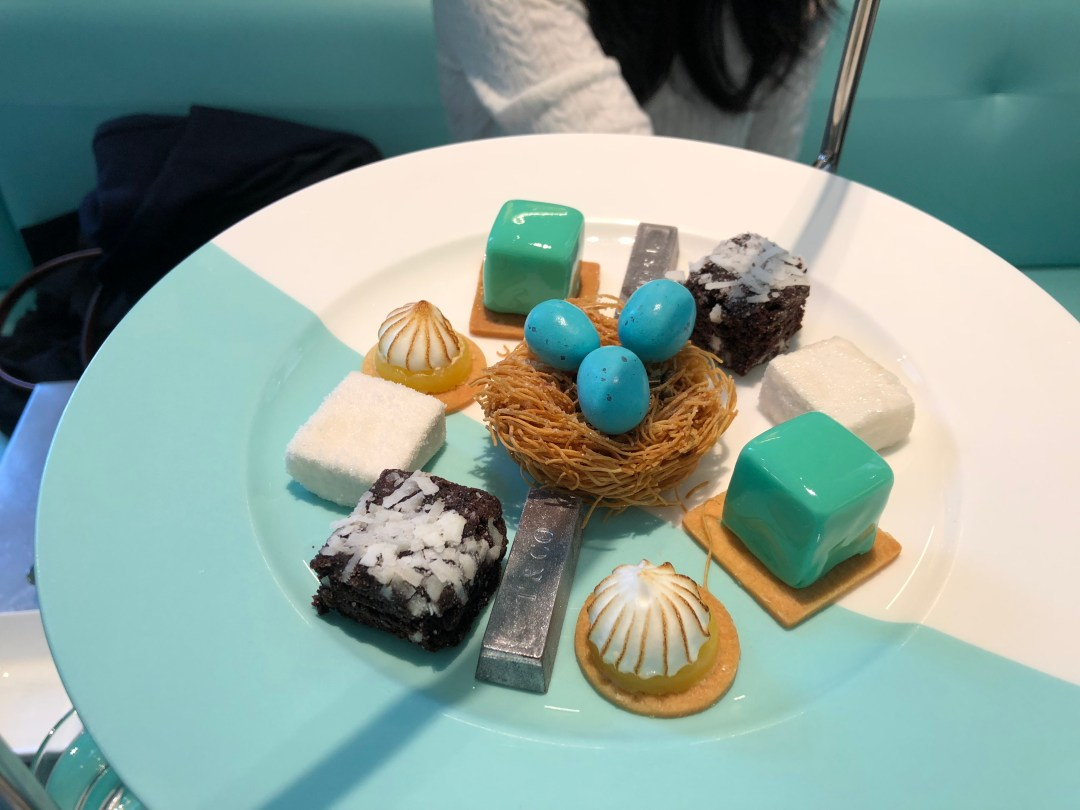 The Blue Box Cafe at Tiffany – New York City