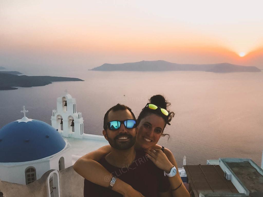 · Características cúpulas azules de Santorini · ¿Que ver en las Islas Griegas? · Santorini · Grecia · ClickTrip ·