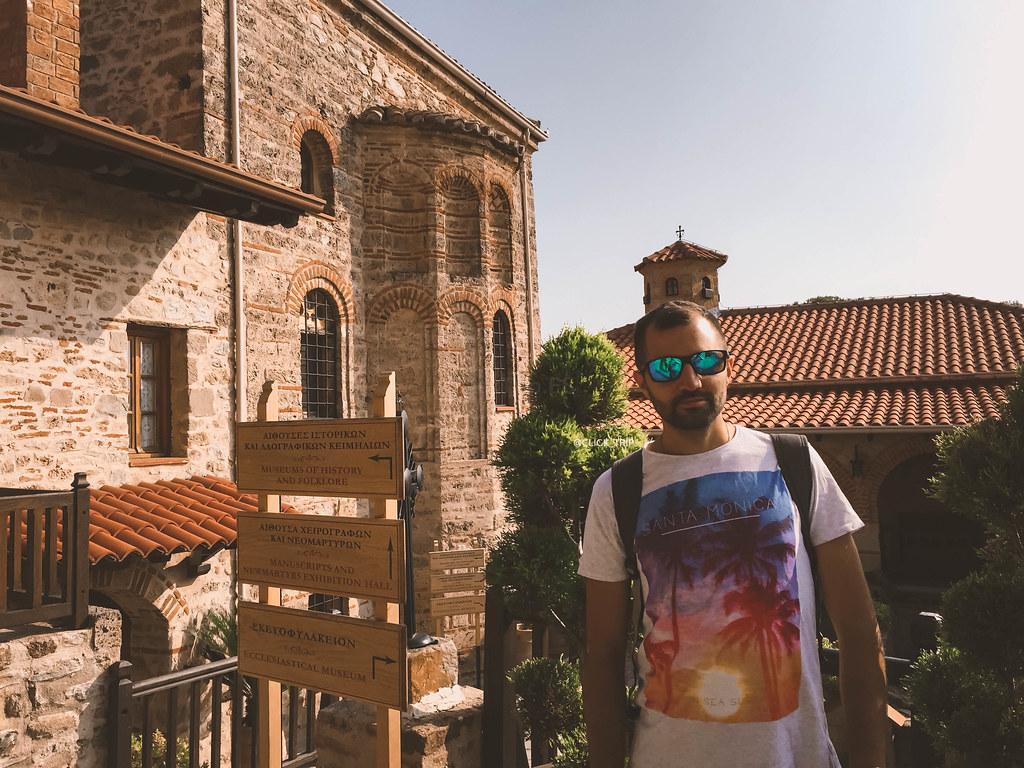 · Cómo llegar a Meteora - Monasterios de Meteora - Gran Meteoro ·