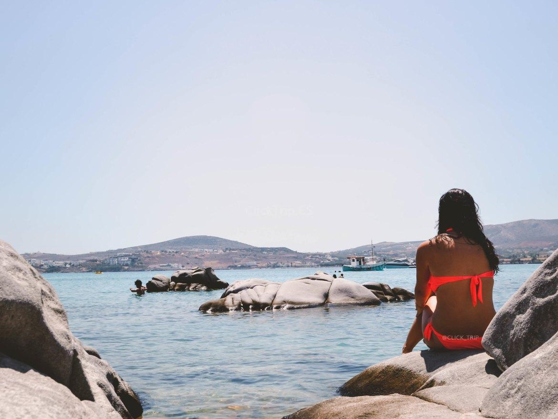 Molos | Para nosotros la mejor playa de la Isla de Paros | ¿Que ver en Paros? | Islas Griegas | Grecia | ClickTrip
