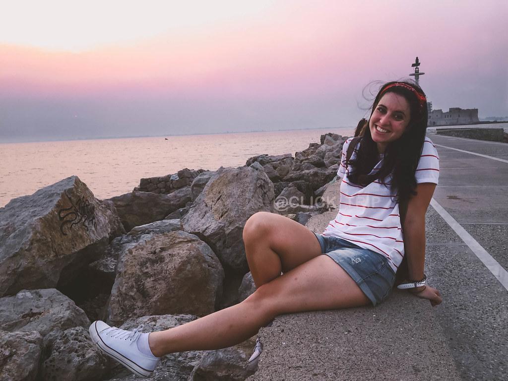 Atardecer en Nauplia | Ruta por Grecia