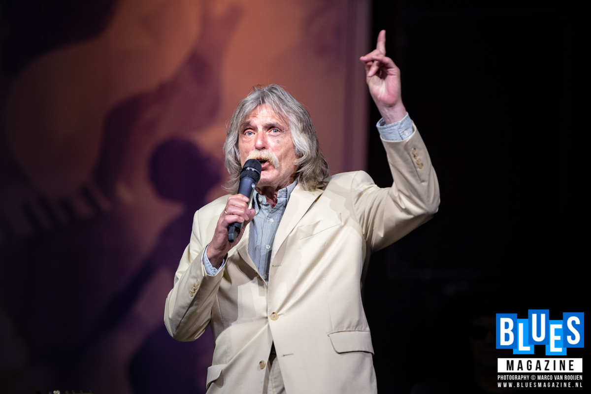 Johan Derksen @ Holland International Blues Festival Grolloo 2019