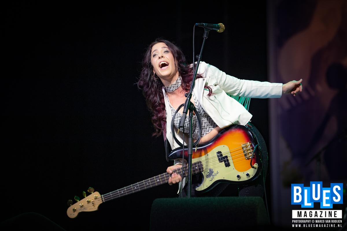 Danielle Nicole @ Holland International Blues Festival Grolloo 2019