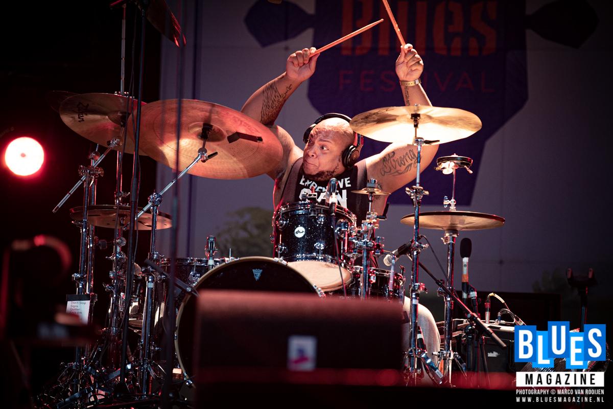 Jonny Lang @ Holland International Blues Festival Grolloo 2019