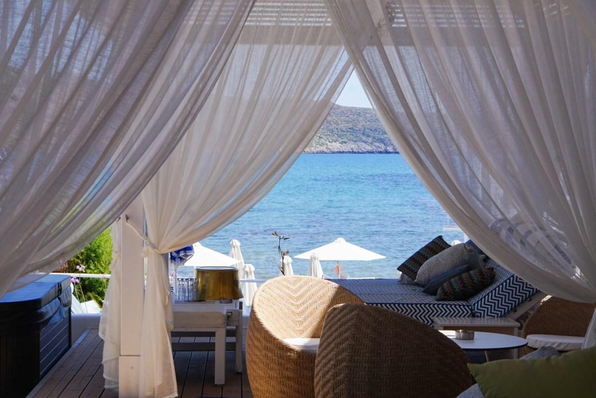 Cabana Mare, Kreeta