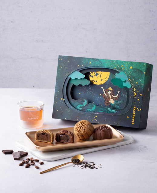 Starbucks_STARBUCKS® Mooncake Gift Set2