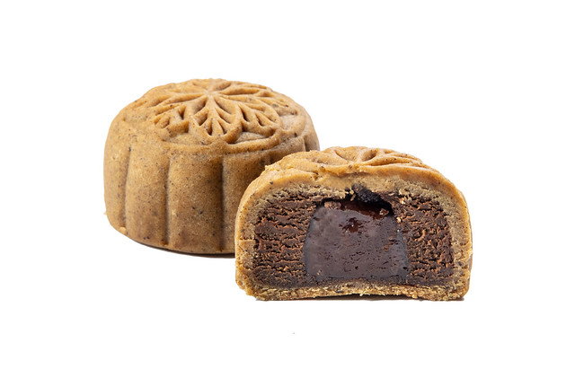 Starbucks_Black Tea Earl Grey Mochi Mooncake