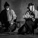 Two Shagai Players (Bulgam Sum, Mongolia. Gustavo Thomas © 2019)