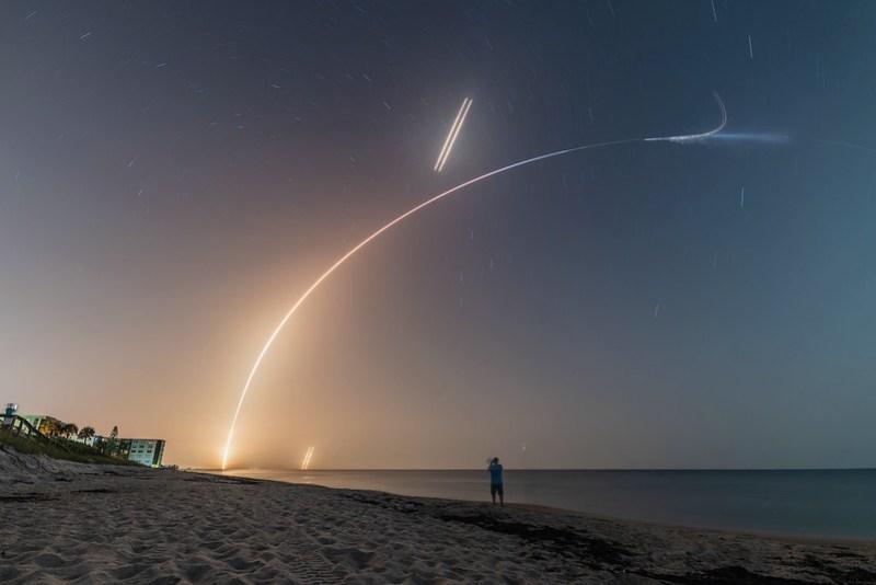 Falcon Heavy / STP-2