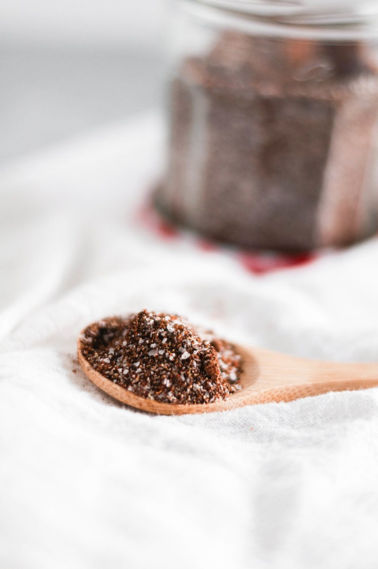 Ditch the store-bought spice blends and make your own at home. This homemade Coffee Rub adds incredible richness and flavor to beef, pork and veggies.