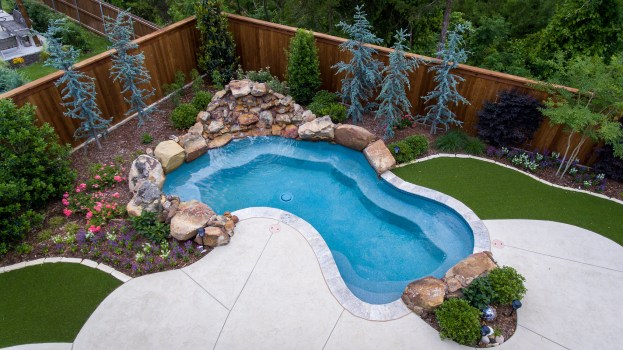 Allison Pools - Freeform Spool (Small Pool)