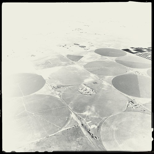 Crop Circles in Colorado