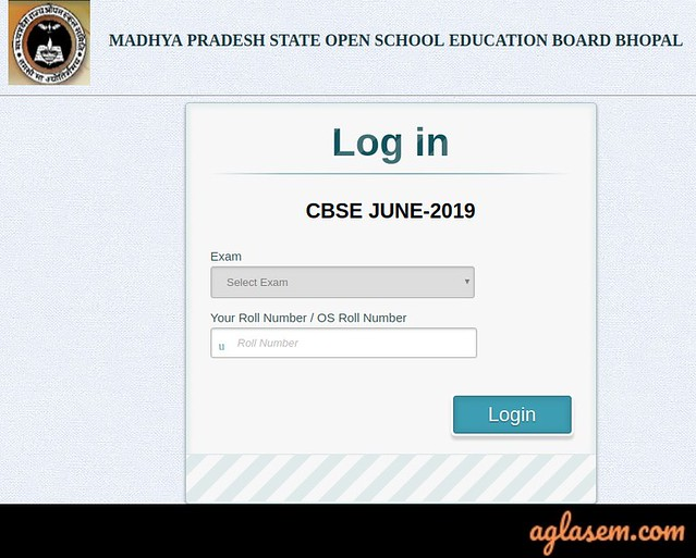 MP CBSE On Demand 12th Result June 2019