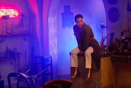 Ruth Negga as Tulip O'Hare - Preacher _ Season 4, Episode 1 - Photo Credit: Lachlan Moore/AMC/Sony Pictures Television