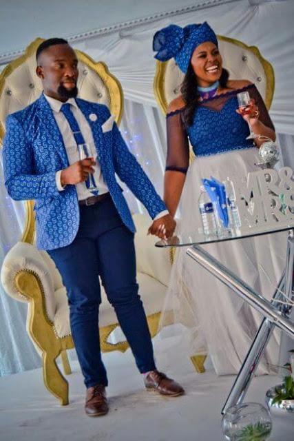 Shweshwe Dresses Styles