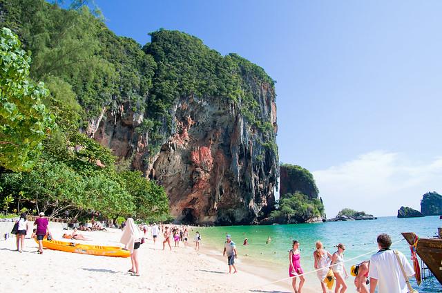 T2d. PhraNang Cave Beach