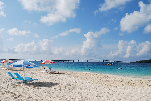 J1. Yonaha Maehama Beach