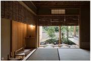 Desain Rumah Jepang Dengan Ruang Minum Teh Gaya Ryūrei