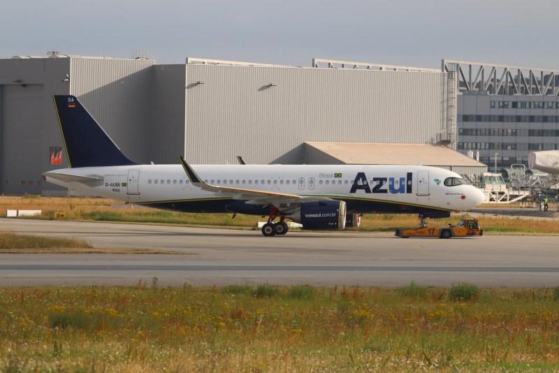 A320neo AZul Linhas Aereas Brasileiras PR-YSA