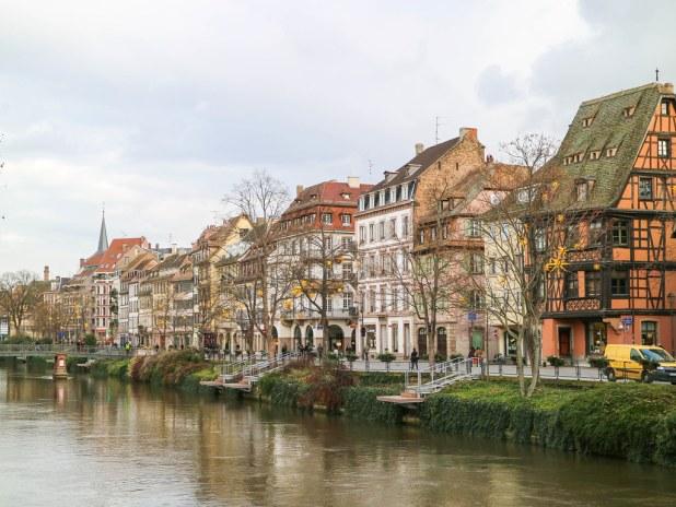 Paseo por Estrasburgo