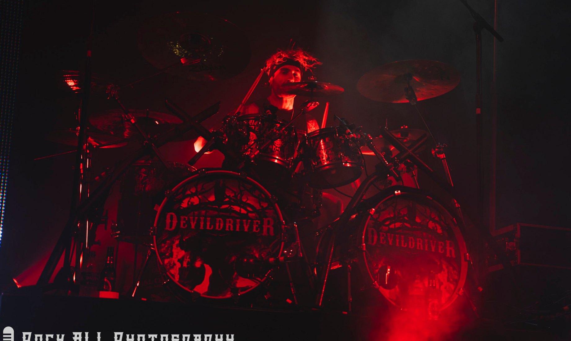 Devildriver June 2019