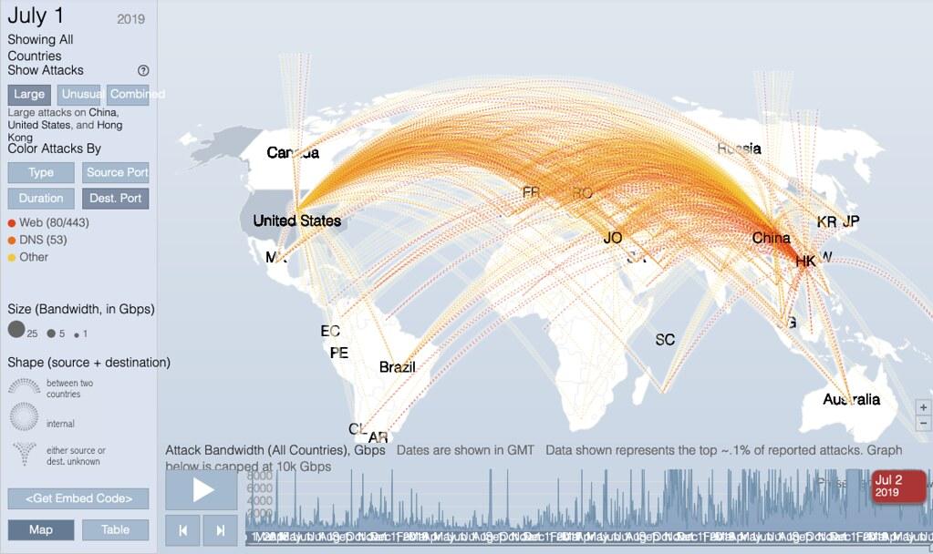 Cloudflare大規模服務中斷  受害網站多為香港與台灣論壇網站
