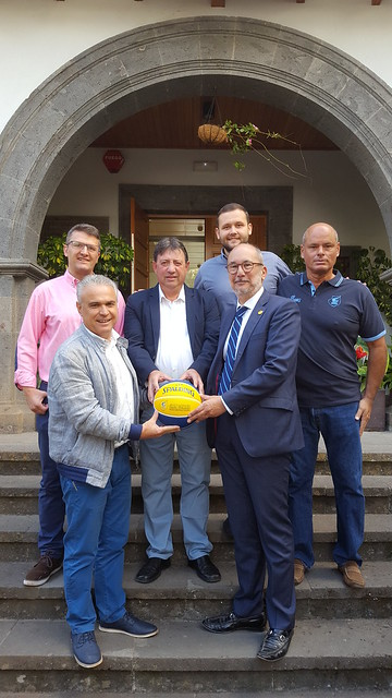 El Club Baloncesto Gran Canaria colabora con el Clinic de iniciación 'Villa de Teror' del 15 al 19 de julio