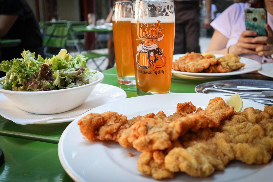 WienerSchnitzel, Glacis Beisl