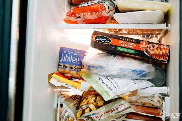 What's In Your Fridge with Victoria of Ice Cream Jubilee