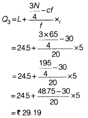 Statistics for Economics Class 11 NCERT Solutions Chapter 5 Measures of Central Tendency 16