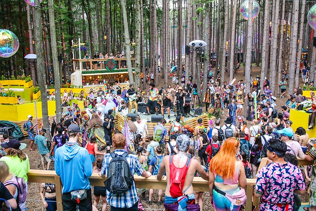 Electric Forest 2019