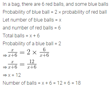 ML Aggarwal Class 10 Solutions for ICSE Maths Chapter 22 Probability Ex 22 Q33