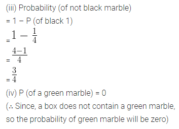 ML Aggarwal Class 10 Solutions for ICSE Maths Chapter 22 Probability Ex 22 Q12.1