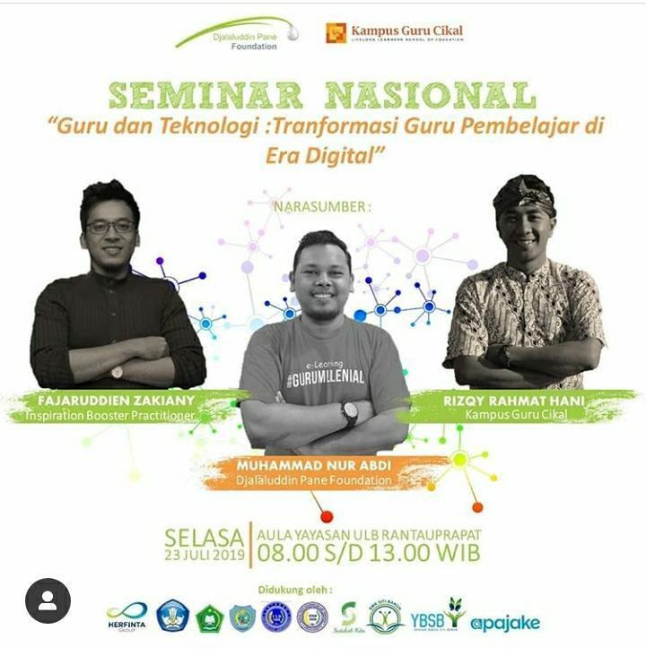 Seminar Nasional Guru dan Teknologi