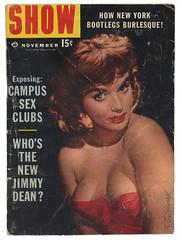 SHOW • November 1956