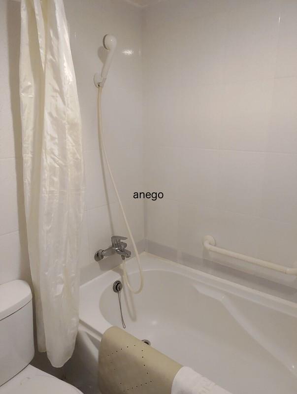 山水閣 バスルーム
