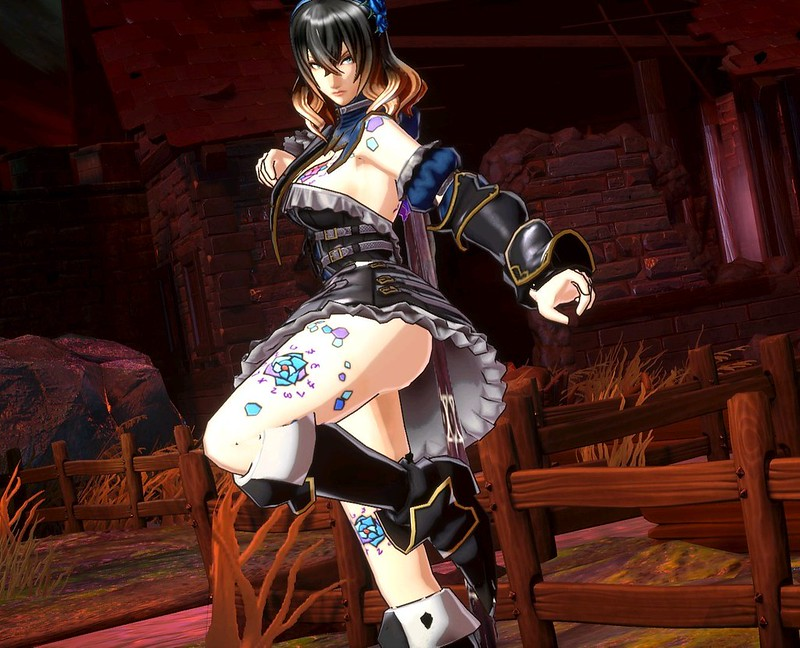 Bloodstained Ritual of the Night - No Pants