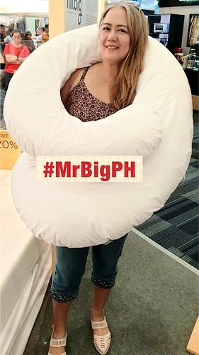 Mr. Big Nine Pillow