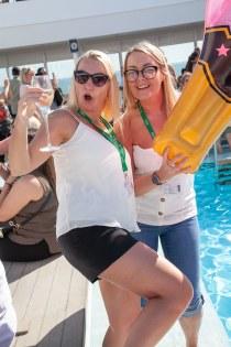 Saga Spirit of Discovery VIP Trade Event 2-4 July 2019 - Victoria Hosner, Iglu, Jennifer Moss, Planet Cruise