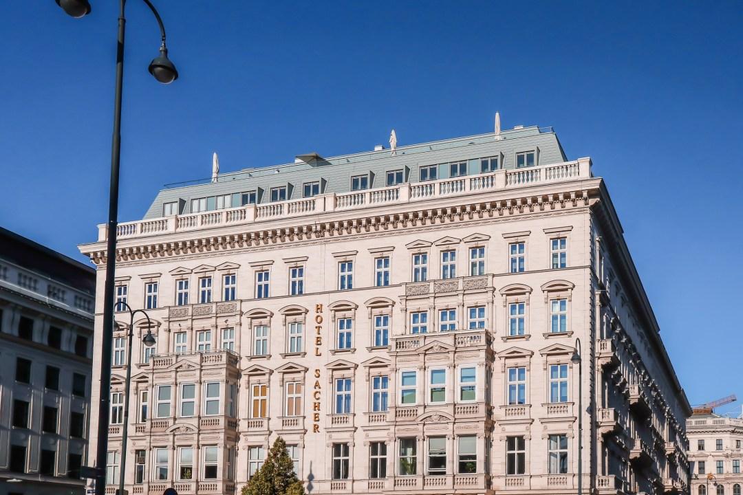 Dove mangiare a Vienna: Hotel Sacher
