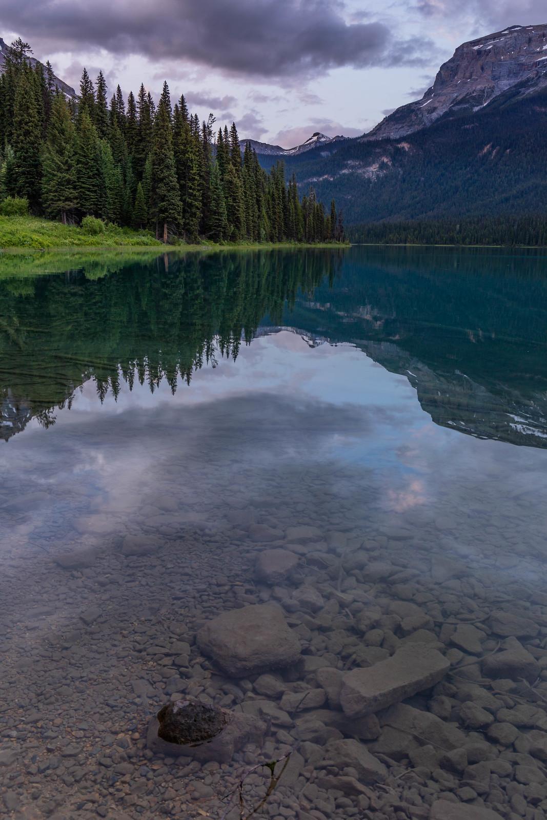 06.29. Emerald Lake, Yoho National Park, BC, Canada