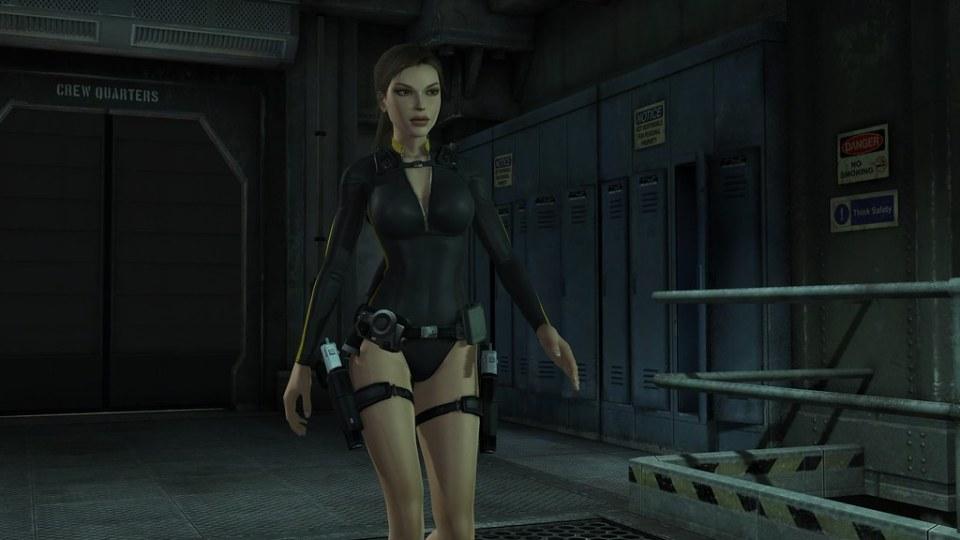 Tomb Raider Underworld - Maillot de bain Lara