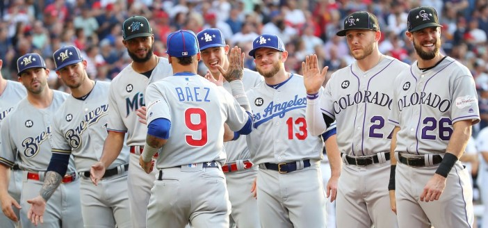 A Uni Watch Look at the 2019 MLB All-Star Game | Uni Watch