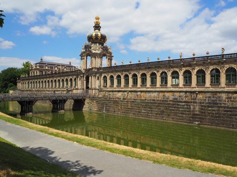 Zwei Belichtungen I - Zwinger, 01067 Dresden