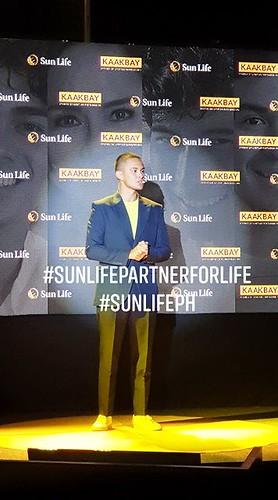 Sun Life KaAkbay Matteo Guidicelli
