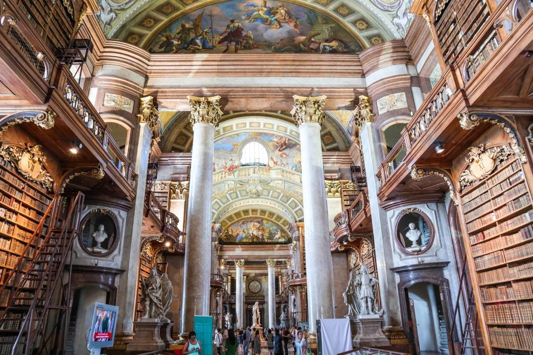 Biblioteca Nazionale Austriaca