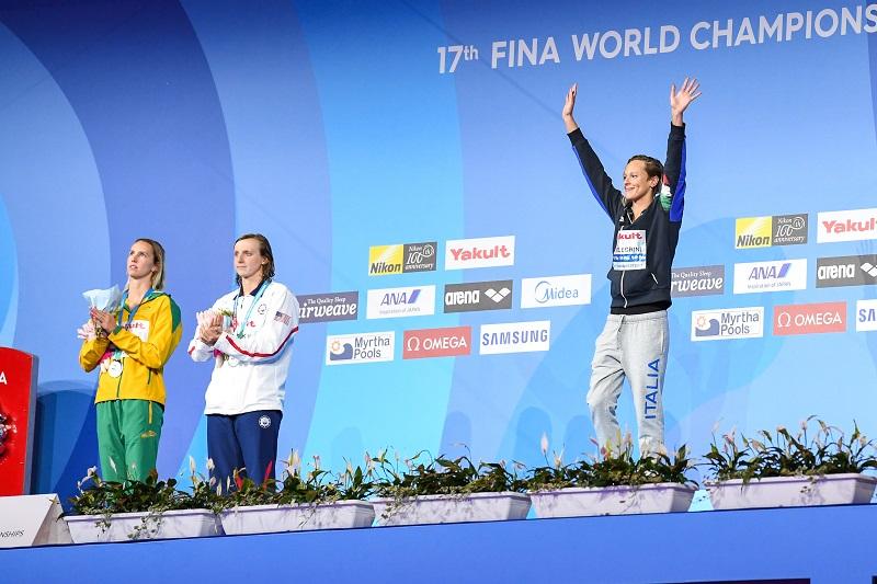 Swim Stats, cosa resta del Mondiale di Budapest 2017